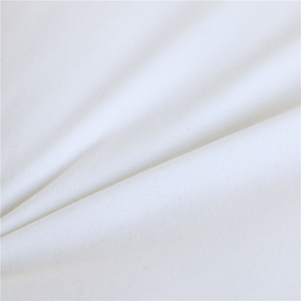 Soft White Square Pillow