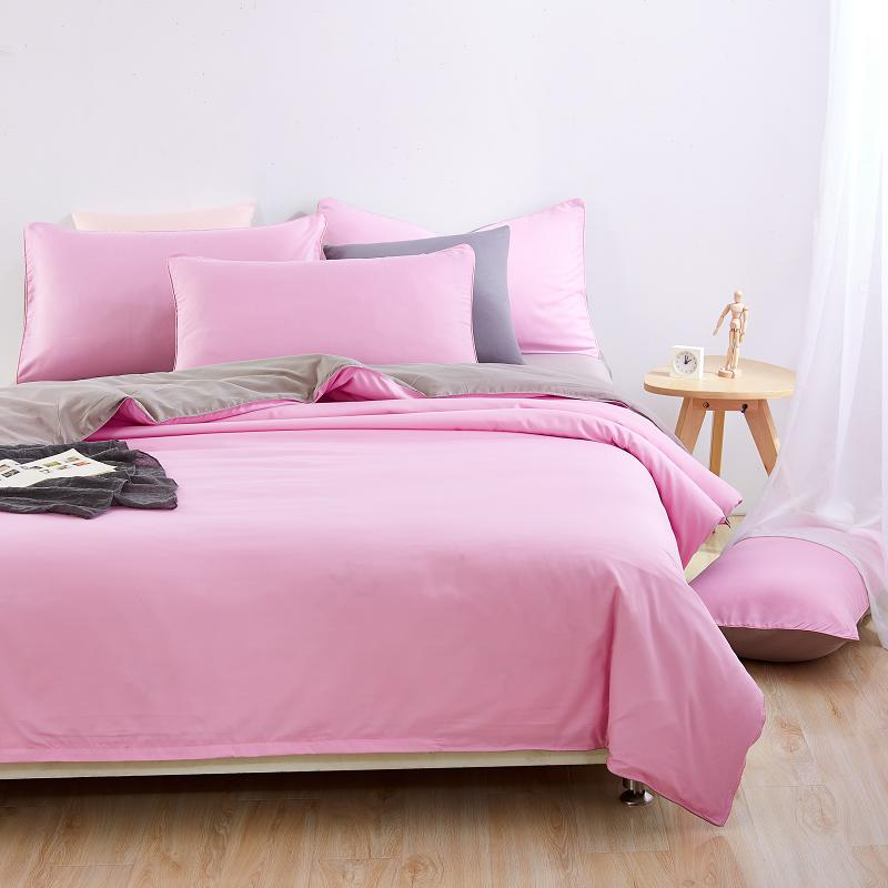 Grey & Light Pink