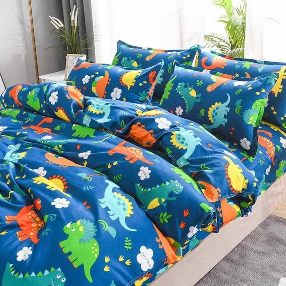 buy dinosaur bed linen